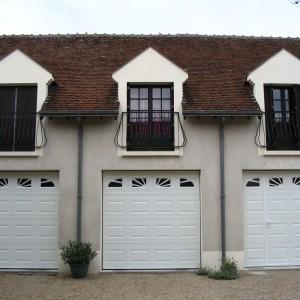 porte de garage loiret