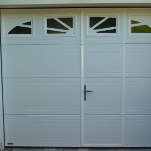 pose porte de garage Orléans