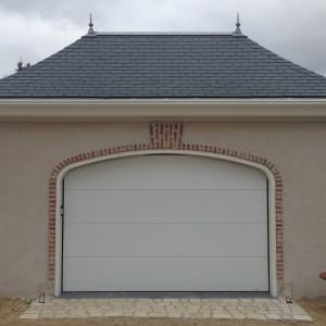 Pose porte de garage loiret