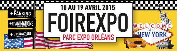 [10-19 avril] Foire d'Orléans 2015