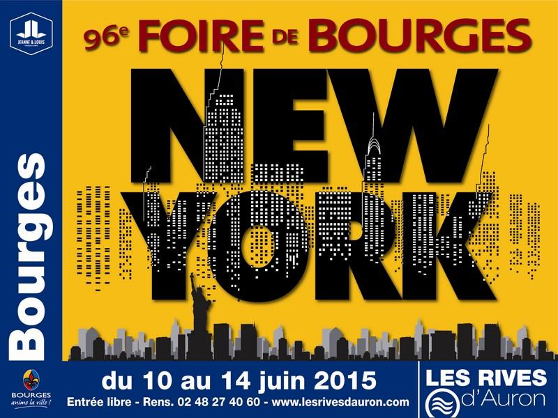 Foire de Bourges 2015