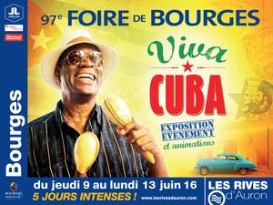 La Foire de Bourges du 9 au 13 Juin 2016