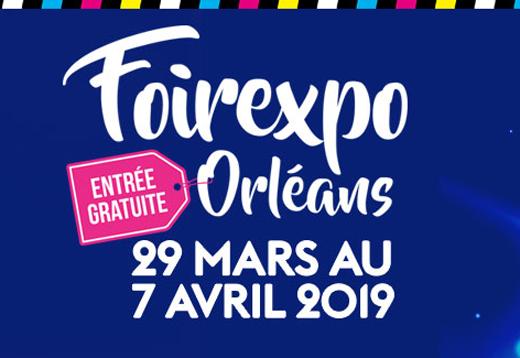 Foirexpo d'Orléans avril 2019